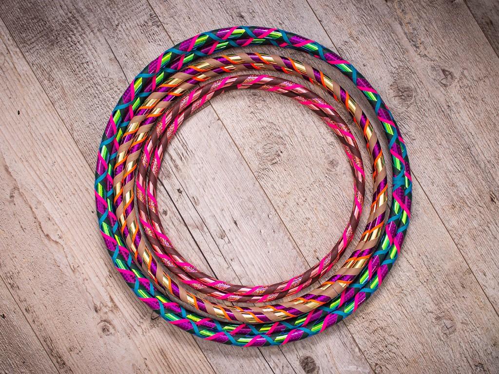Hoopdance Starter-Paket PLUS