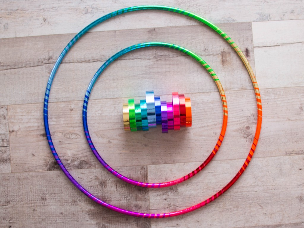 Rainbow-Hoop | Edition
