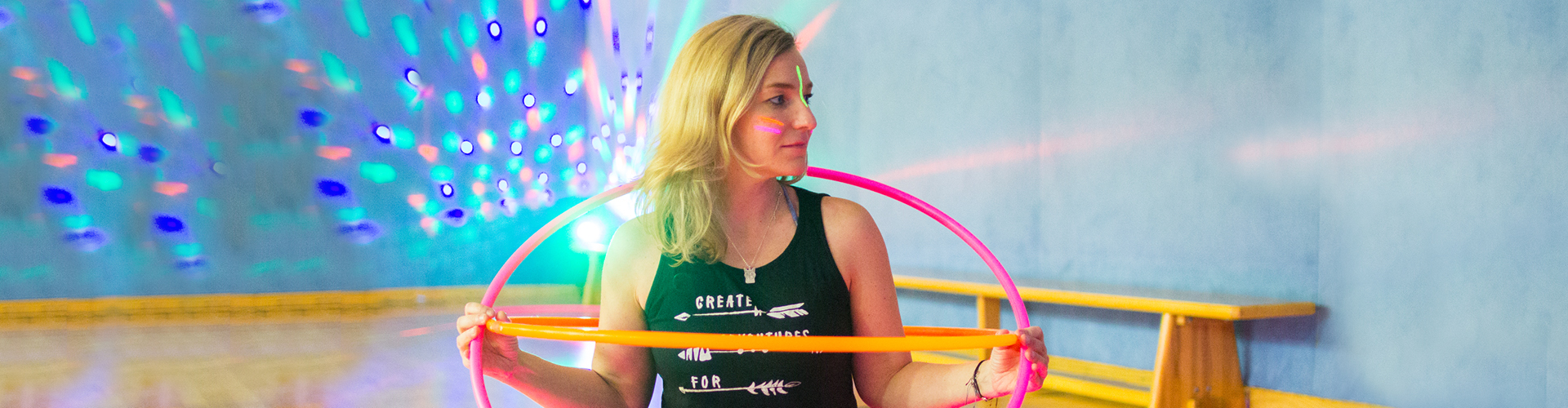 5 Must-haves für jede<br> UV-Hoopingparty