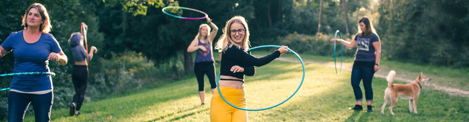 Hoopdance für Anfänger